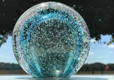 sfeerbeeld urn stardust line, urn bult, 10 cm hoog, 80ml inhoud, 196,00 euro